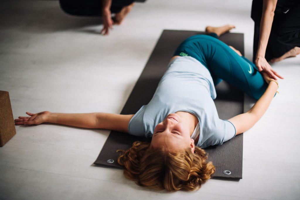 Yoga Nidra Stretch