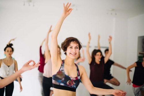 Yoga Lotos Studio Class
